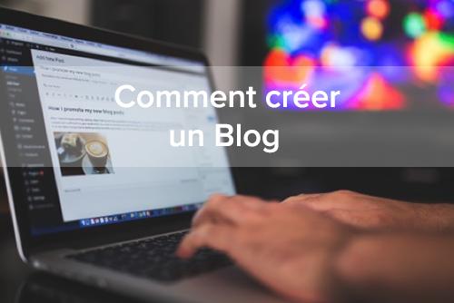 Comment créer un Blog avec WordPress