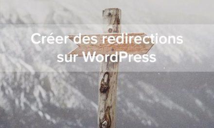 Redirection 301 WordPress, guide du débutant