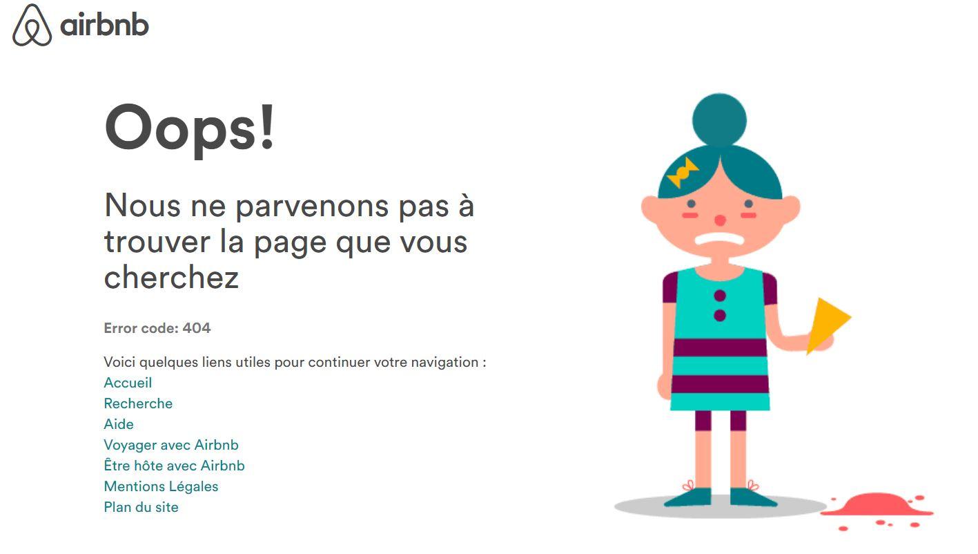 404 fr airbnb